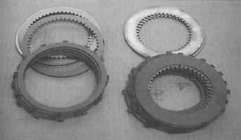 Left Stock Clutch; Right Pro Clutch.jpg (59912 bytes)